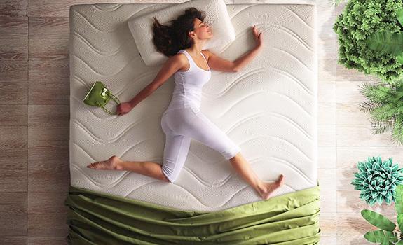 materassi e sistemi di riposo
